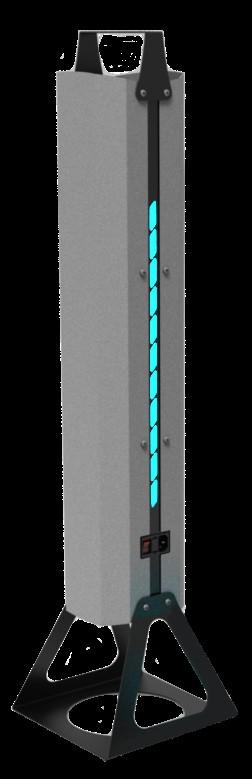Рециркулятор-очиститель воздуха  NEWLED.NEF для помещений 150 куб.м
