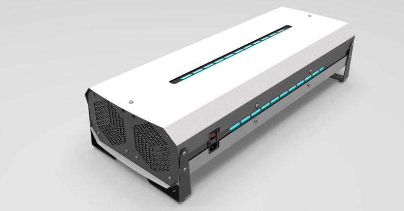 Рециркулятор-очиститель воздуха NEWLED.NEF для помещений 300 куб.м